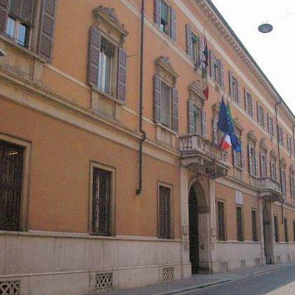 Provincia di mantova homepage - Palazzo turchi di bagno ...