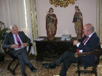 Provincia di Mantova - Il nuovo questore D\'Aleo in visita al ...